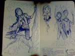 Hunger Games Doodles