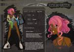 Hunger Games OCT: Ceilia