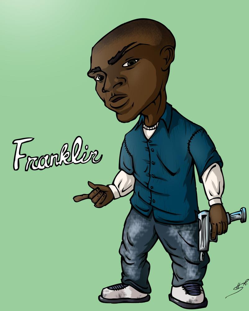 Франклин из гта 5 как сделать франклина в 856