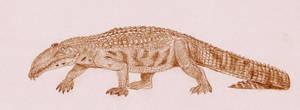 Nicrosaurus by Kahless28