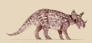 Tatankaceratops by Kahless28