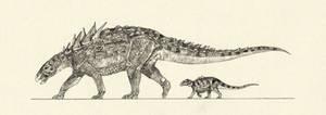 Liaoningosaurus by Kahless28