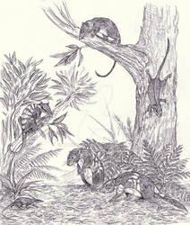 Cretaceous mammals