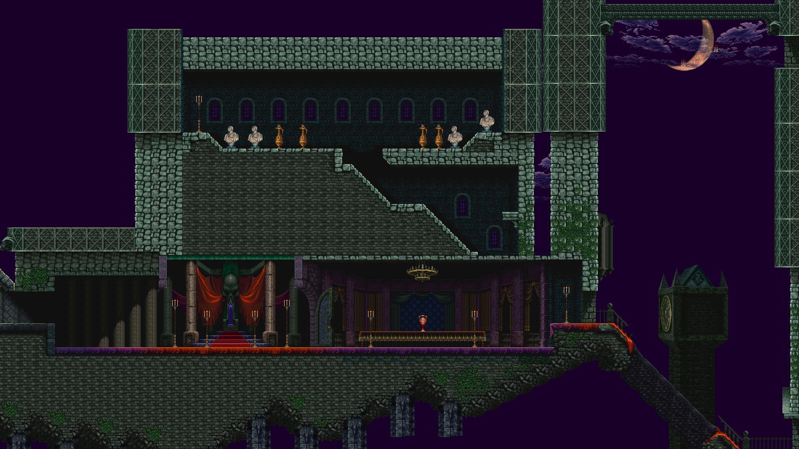 custom wallpaper castlevania sotn 01 by almadegato on