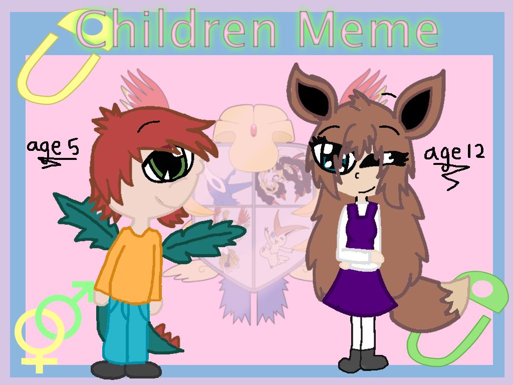 Draklynn Children by BeautifullyDarkened