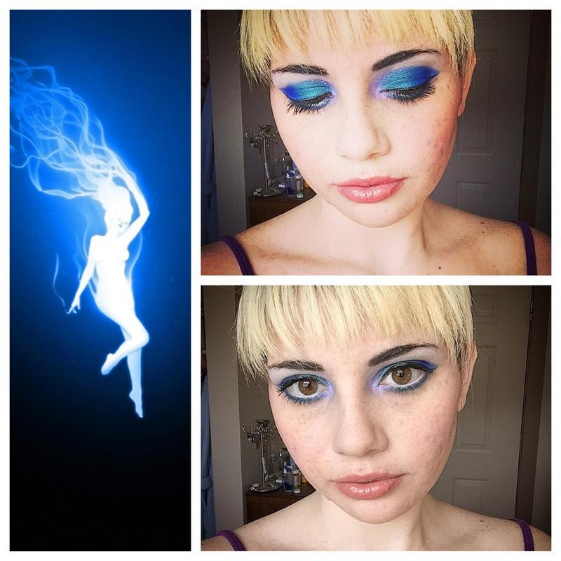 Blue Pixie by LovelyLiar