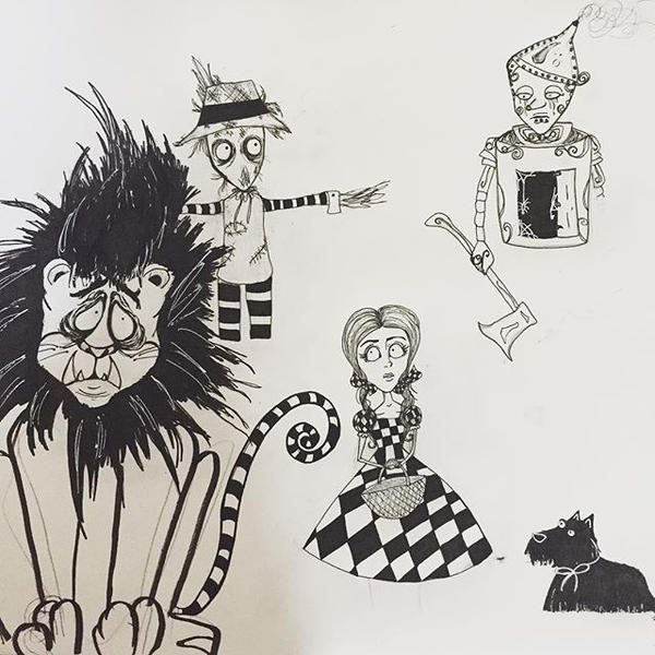 Burton of Oz by LovelyLiar