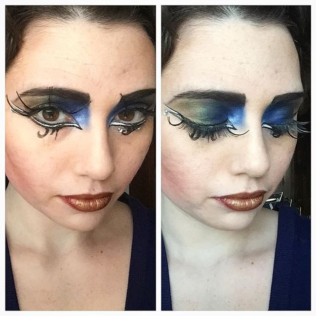 Egyptian Makeup by LovelyLiar