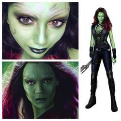 Gamora by LovelyLiar