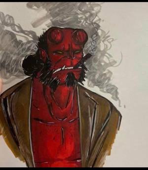 Hellboy revamped