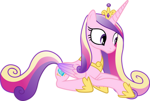 Cadance vector by Pinkiemina