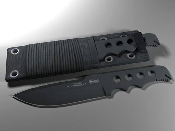 Combat Knife Model by Swordsdragon