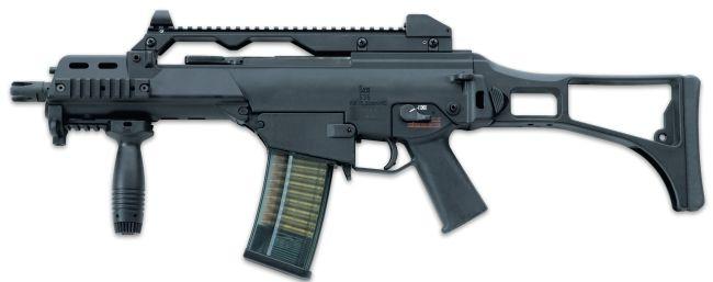 HK G36 by Swordsdragon