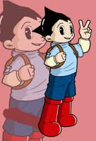 Astro boy by r437