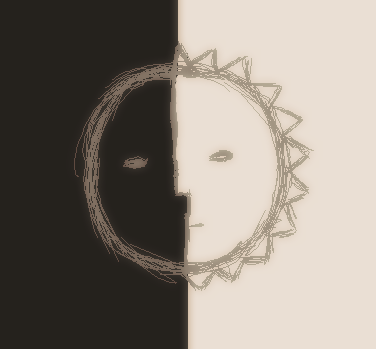 Mirrormask Sun by bluelamppost