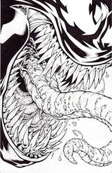 Venom banner inks