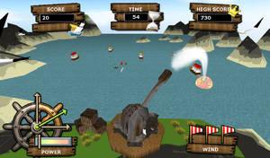 Canon Pirata 3D Gameplay 00 by Nurendsoft