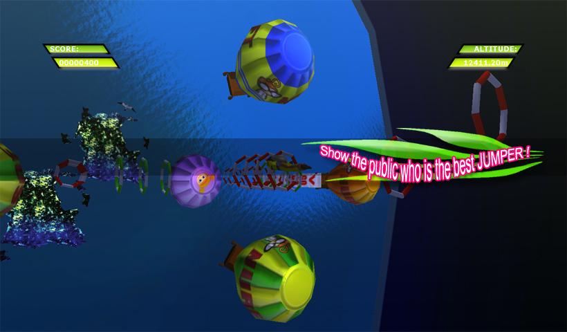 HIGH JUMP 3D - Screenshot 03 by Nurendsoft