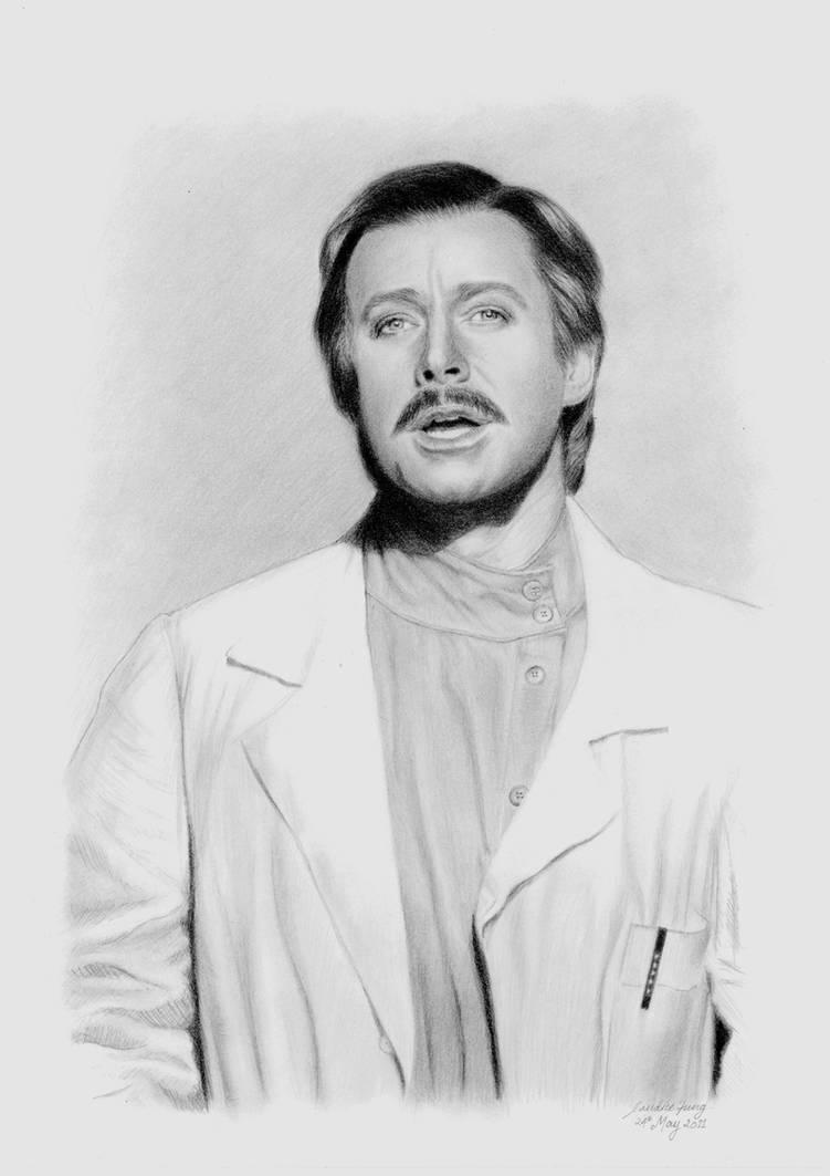 Anthony Warlow - Dr. Zhivago by gizelmo