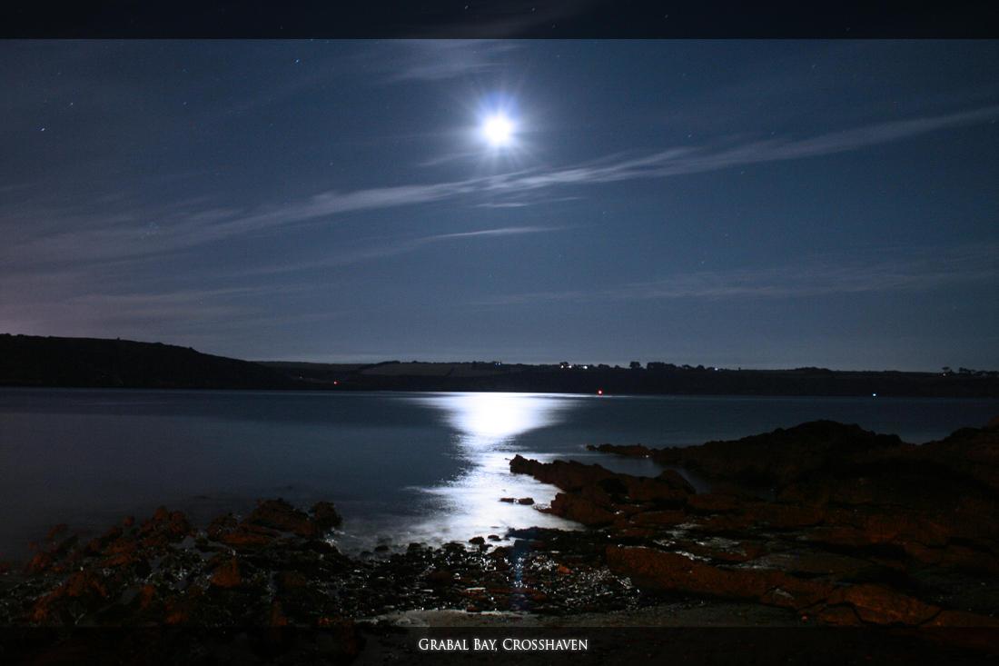Grabal Bay -Moonlight by Triple7