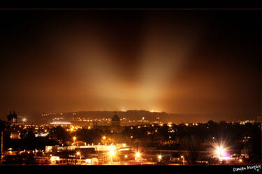 Cork Cityscape2 by Triple7