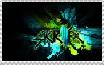 SKRILLEX STAMP by FALLEN-WARRIOR-008