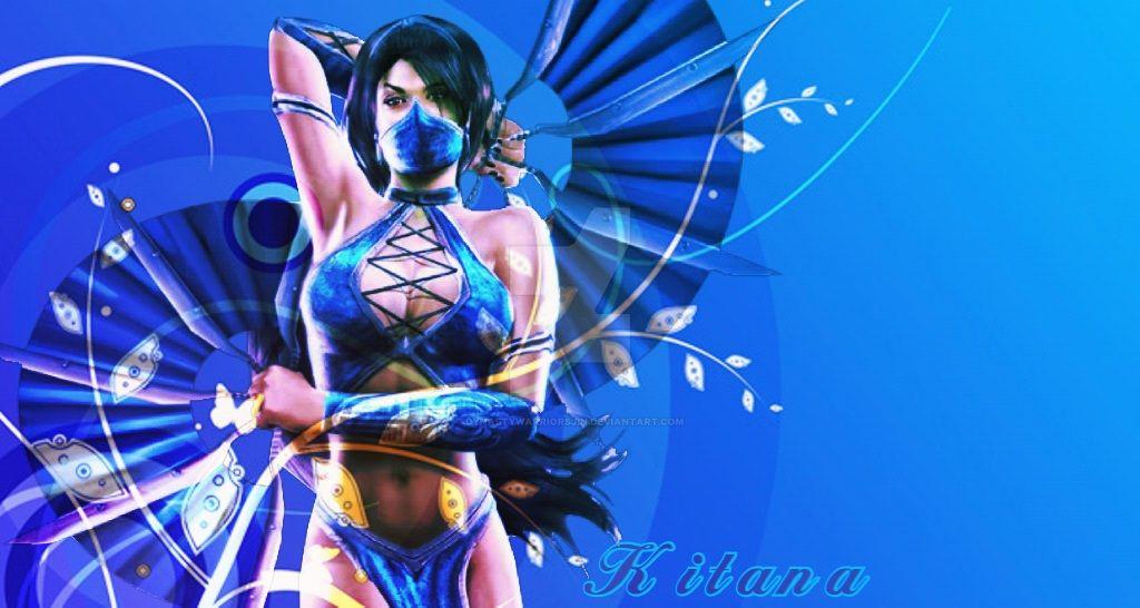 Mortal Kombat Kitana Wallpaper By DynastyWarriorsJin