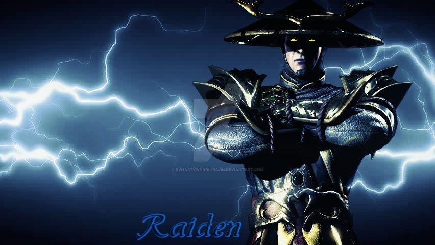 Mortal Kombat: Raiden wallpaper by DynastyWarriorsJin ...