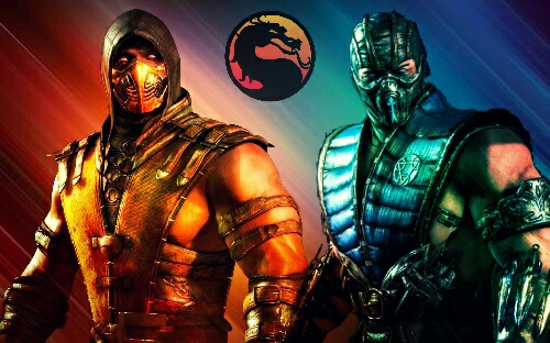 Scorpion And Sub Zero Wallpaper By Dynastywarriorsjin On