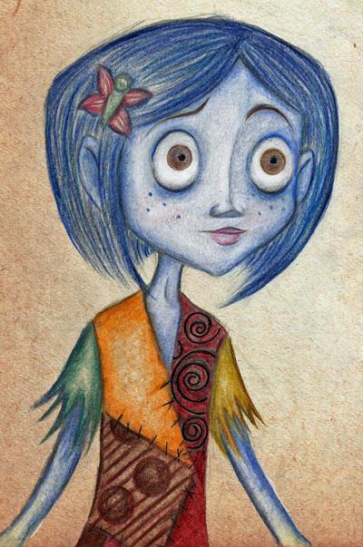 Coraline Tim Burton