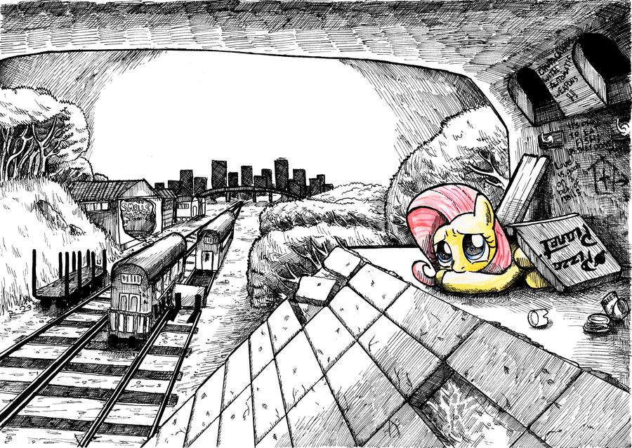 Underneath the Bridge by SmellsLikeBeer