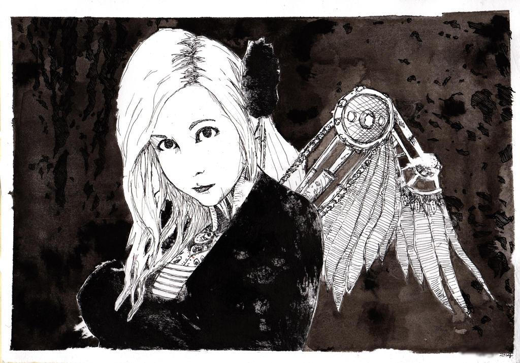 Icarus by SmellsLikeBeer