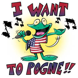 I want to pogne!!
