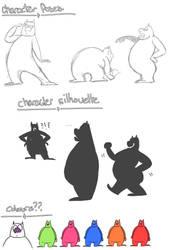 Character 2 Design Sheet