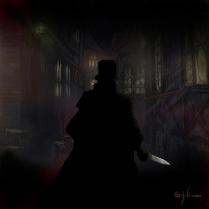 Jack The Ripper by mjg
