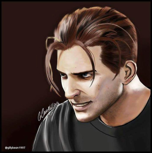 Rafe Adler Painting From Uncharted 4 By Daisystream On Deviantart