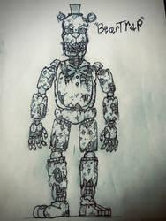 (Fnaf 3 Hoax) Fredbear