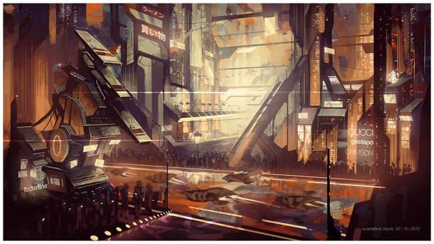 Conformists by Xylius