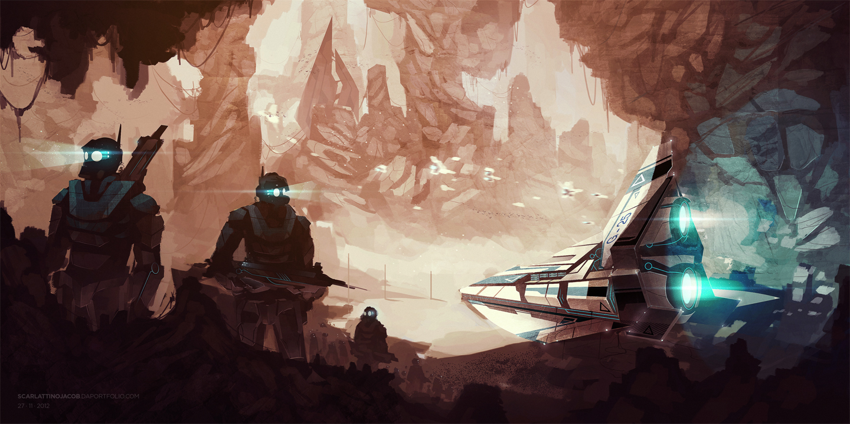 Perimeter by Xylius