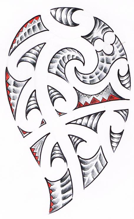 Tattoo maori new by willemxsm on deviantart - Tatouage tribal epaule ...