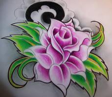 custom rose by WillemXSM
