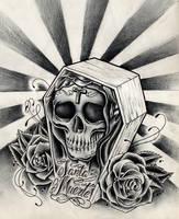 Santa Muerte by WillemXSM
