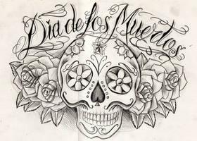 Dia de los muertos by WillemXSM