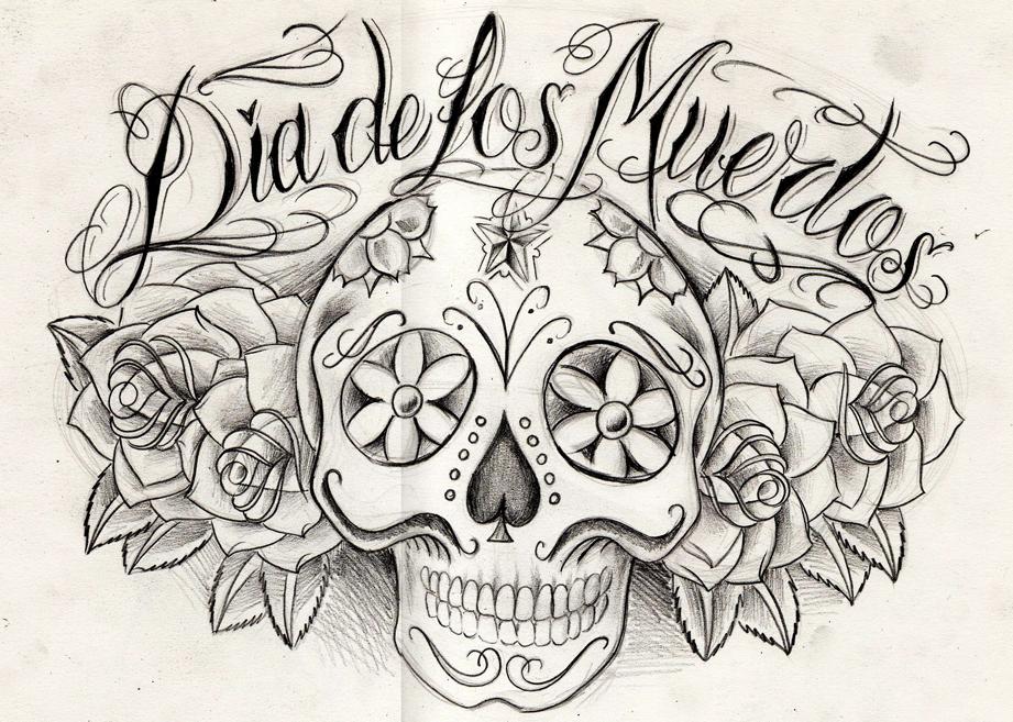 Dia de los muertos by WillemXSM on DeviantArt