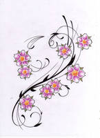 Tattoo design new by WillemXSM