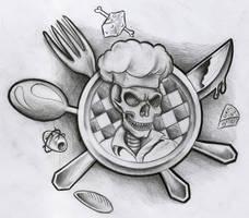 Evil chef by WillemXSM