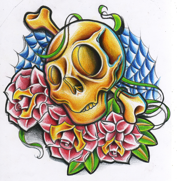 Skully Colour By WillemXSM On DeviantArt