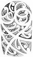 Maori tat by WillemXSM