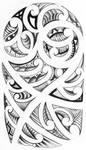 Maori tat