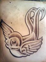 tattoo new by WillemXSM